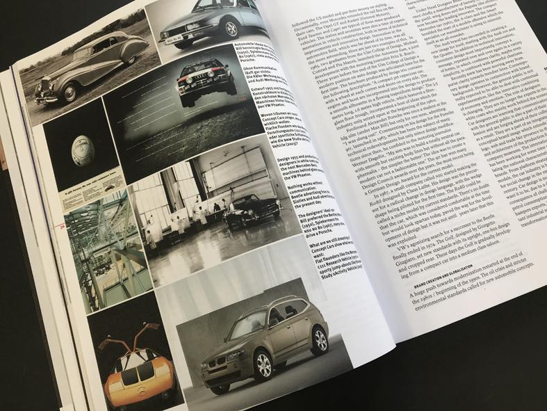 Zeitschrift BMW